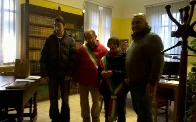 Saluti del sindaco di Centallo